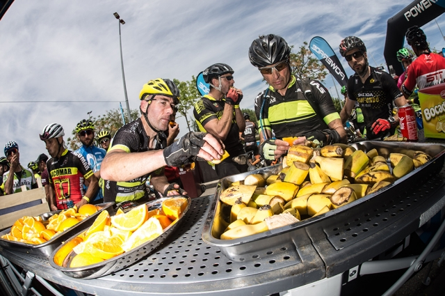 The ten feed stations of MMR Asturias Bike Race