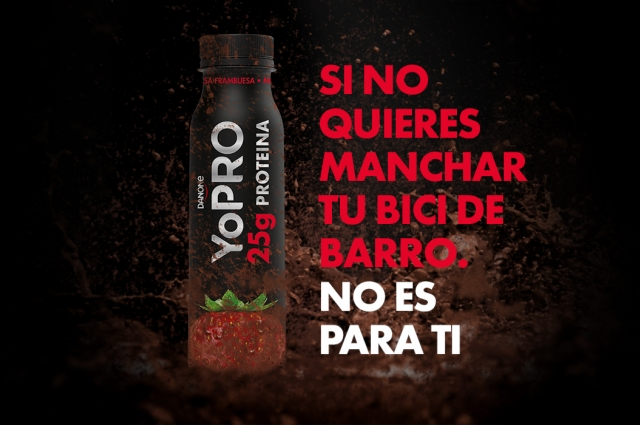 Improve your performance will be possible with YoPro