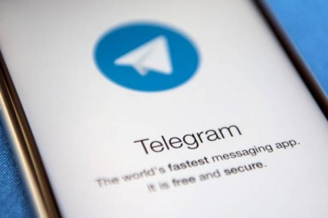 Stay tuned with the Telegram channel!